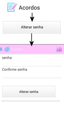 Alterar Senha
